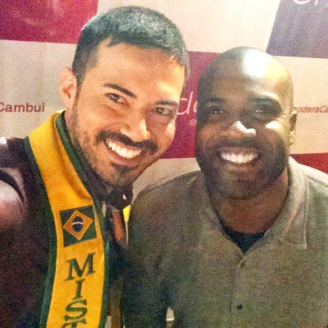 Matheus Gouveia e Rafael Zulu